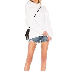 Agolde Cut Off Parker Shorts